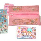 Little Twin Stars Goods Goodie Bag Set (Large): Full of Sanrio Little Twin Stars Goods!