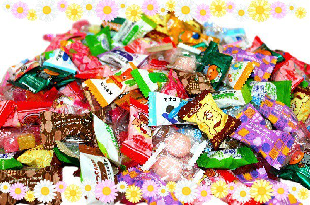 Japan Hard Candy Assortment Surprise Goodie Bag- Japan Candy