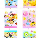 Disney Tsum Tsum Surprise Memo Pad/Notepad- Disney Stationery Japan