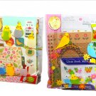 Cute Birds Goods Suprise Goodie Bag : Full of Kawaii Birds Stationery and Goods!