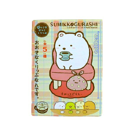 Sumikko Gurashi Big Clip Surprise Box- Japan San-X Goods
