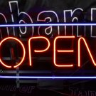 TANBANNER OPEN DESIGN NEON Sign LIGHT N141