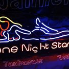 TANBANNER Neon Sign ONE NIGHT STAND NEON LIGHT N174