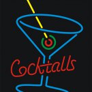 TANBANNER Art Neon Cocktails sign Ninja bracket N100B