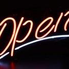 TANBANNER Art NEON COLORS OPEN DESIGN NEON LIGHT N140 Red