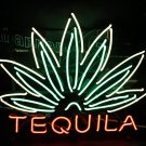 Tanbanner Gold Tequila Beer Cup Neon Sigh Light N225