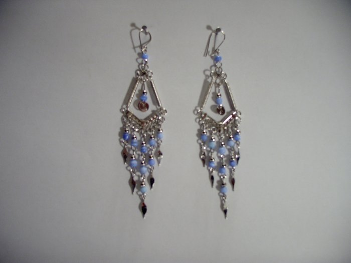 Beautiful Handcrafted Peruvian Earrings