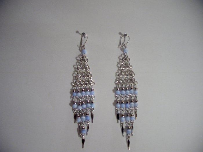 Handmade Alpaca Earrings