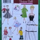 Simplicity 5785 11.5 Inch Archive Doll Clothes Pattern MIP