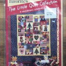 The Little Quilt Collection Wall Hanging Pattern NIP 1995