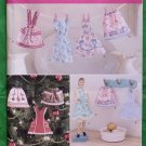 Craft Pattern Apron Ornaments Multi-Purpose Simplicity 1957 New
