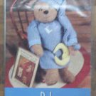 "Pattern Indygo Junction P.J. 28"" Bear Nightshirt Cap Moon NIP"