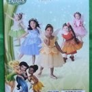 Simplicity Disney Fairies Costume Pattern 1792 Size 1/2 to 3 MIP