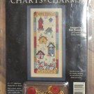 Cross Stitch X-Stitch Dimensions Charts & Charms Welcome Sign
