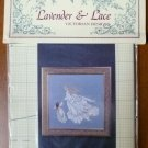 Lavender & Lace Marilyn Leavitt-Imblum Angel of Mercy Cross Stitch Pattern