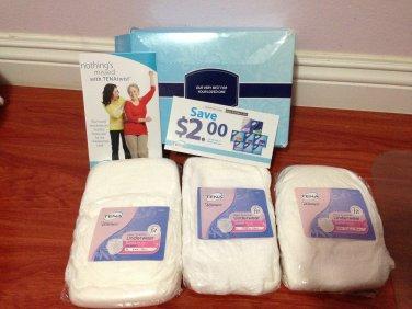 Tena Serenity Heavy Protection Underwear, Super Plus, (S/M, L, XL)