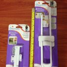 Dreambaby Safety Kit (2 Sliding Locks + 2 Safety Catches)