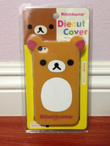 San-X Rilakkuma iPhone 4 Use