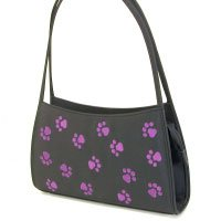 Paw Handbag & Cell phone Pouch & Make up bag