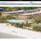 Island Beach and Tennis Resort  / Hilton Head Island, SC / 2 Bedroom