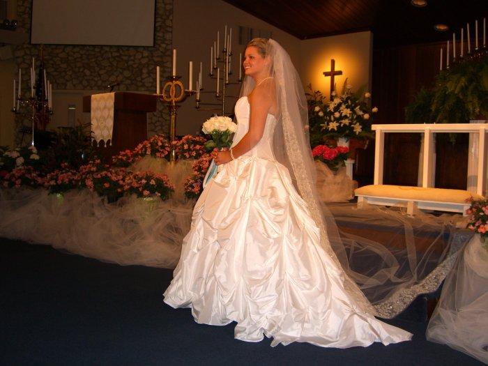 Mom's Memories Wedding Veils