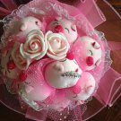 Seven Red Nose Pig Bouquet, Pink Cute Pig Bouquet, Best Gift for Any Occasion