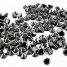 38 Cts twt. Black Diamond Lot size 8.0-10.0 mm (2.0 - 3.50 cts)