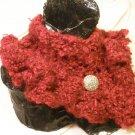 Ninja Crochet Cowl : Avah