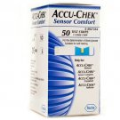 50 Accu-Chek Advantage/Sensor Comfort Diabetic Test Strips