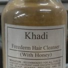 Khadi Ayurverdic Freederm Hair Cleanser for Hair Growth & Dandruff - 1 X 210 ML