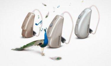 Phonak Audeo Q 30 312T/ Q 312/ Q 10** Hearing Aid DIgital RIC -Mild To Severe