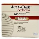 AccuChek Performa 100x2 Diabetic Test Strips(200 Strips) Expiry 09/2014 or Later