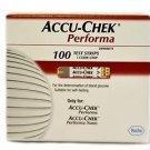 AccuChek Performa 100x2 Diabetic Test Strips(200 Strips) Expiry 09/2014 or Later