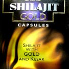 Dabur Shilajit Gold Caps For Strength Stamina Libido Vigour Sex & Asphaltum