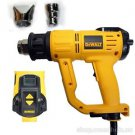 DEWALT D26414 HOT AIR GUN WITH LCD DISPLAY - 220/240V - Genuine Dewalt