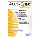 AccuChek SoftClix - 200 Lancets with fresh Expiry 12/2018