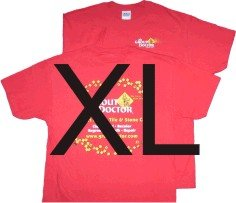Red T-shirt. X-Large