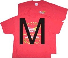 Red T-shirt. Medium