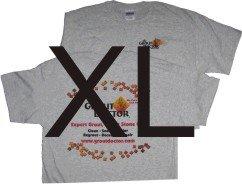Ash T-shirt.  X-Large