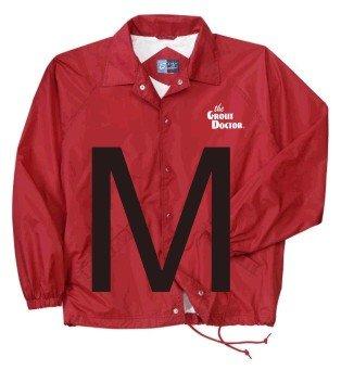 Coaches Jacket Medium