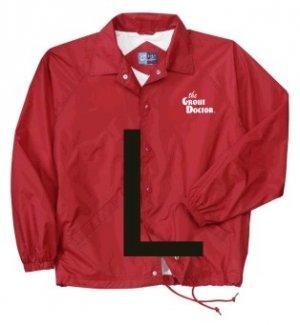 Coaches Jacket Large
