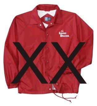 Coaches Jacket XX-Large