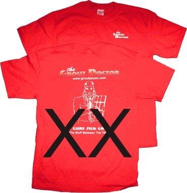 Red T-Shirt XX. Old GD Design