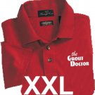 Premium Red Polo XXLarge