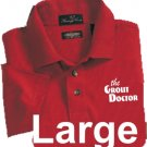 Premium Red Polo Large