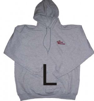 Hooded Sweat Shirt Large