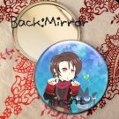 Round hand mirror (Kiyomitsu_Touken ranbu fan art)