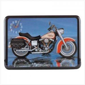 Motorcyle Wall Clock - Motorcyle Clock