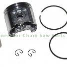 Chainsaw STIHL 025 MS250 Engine Motor Piston Kit Rings Wist Pin Parts 42.5mm