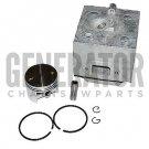 Leaf Blower STIHL BR380 BR400 Engine Motor Cylinder Kit Piston Rings Parts 46mm